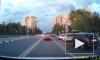 Пируэты наглого автомаха на Porshe в Одинцово попали на видео
