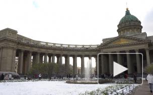 """""""Убирать будет Дед Мороз"""": как петербуржцы встретили первый снег"""