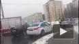 В Автово столкнулись два автомобиля: есть пострадавшие