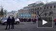 Из Аничкова дворца и Аничкова лицея эвакуировали людей