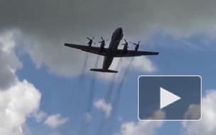 В Сирии пропал с радаров российский самолет с 14 военными на борту