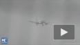 Экстремальная посадка самолета - видео