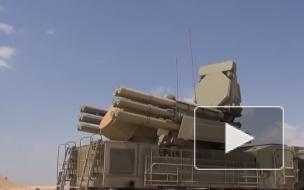 ПВО Сирии отразили атаку на окрестности города Джебла