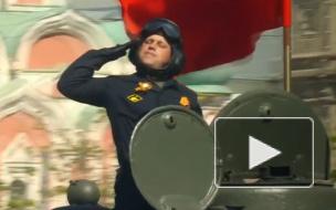 Колонну военной техники на Параде Победы возглавит советский танк Т-34-85