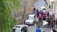 Фанаты ввязались в потасовку в Баку перед матчем Азербай...