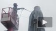 Полководцам на Казанской площади устроили банный день