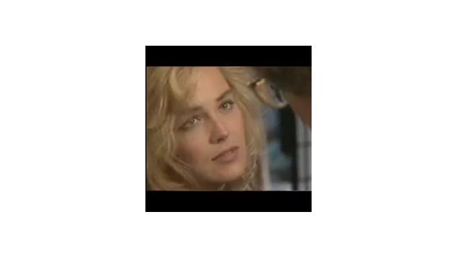 """Шэрон Стоун выложила приватное видео проб для """"Основного инстинкта"""""""