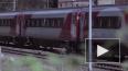 Пробный пассажирский поезд между Петербургом и Иматрой ...