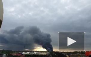 Пожар во Всеволожском районе локализован