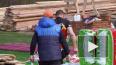 В детских оздоровительных лагерях Выборгского района ...