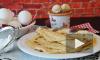 Рецепты блинов на молоке и кефире, без яиц на Масленицу 2017