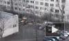 Во Фрунзенском районе очередной прорыв. Кипятком залило весь двор