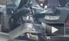 Видео: на Мурманском шоссе произошла серьезная авария с пострадавшими