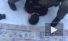 Появилось видео задержания одного из напавших на школу в Бурятии