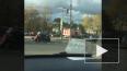 В аварии на Трамвайном проспекте пострадала женщина