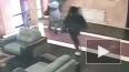 Позорное видео из Уссурийска: Девушки сбежали не оплатив...