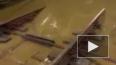 В Москве затопило три станции метро салатовой ветки
