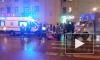 Видео: На Заневском  проспекте сбили пешехода