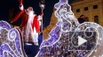 В субботу Дед Мороз зажжет на Дворцовой площади огни ...