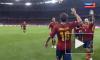 Евро-2012. Испания-Италия. 2:0. Перерыв