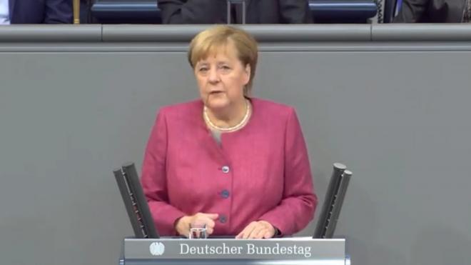 Меркель подтвердила встречу с Тихановской