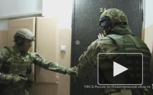 Задержание спецназом ФСБ спонсоров террористов попало на видео