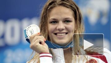 Пловчиха Юлия Ефимова вернется жить и тренироваться в США