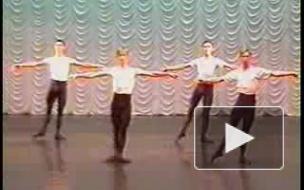Синхронный танец