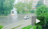 Рабочая неделя в Петербурге начнется с ливней и гроз