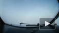Пилоты сняли на видео посадку самолета при нулевой ...