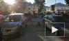В Екатеринбурге виновника ДТП раздавил собственный автомобиль