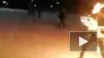 В Красноярске  подростки подожгли товарища на катке ...
