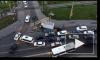 ДТП: на Дыбенко легковушка столкнулась с грузовиком