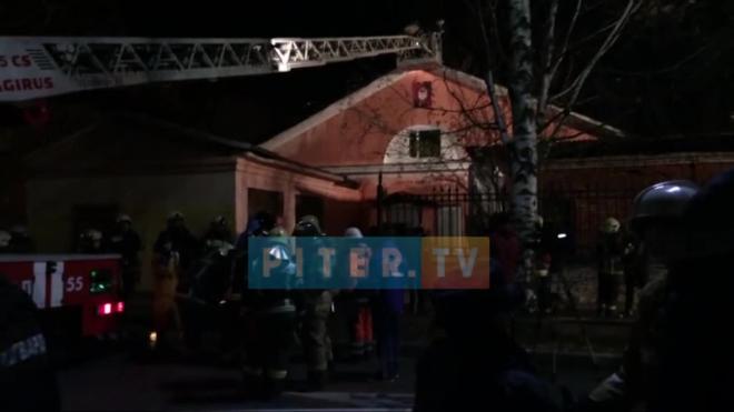 Что произошло в Петербурге 31 октября: фото и видео