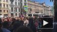 """Борис Гребенщиков и """"Аквариум"""" устроили уличный концерт"""