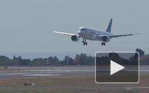 Самолёт МС-21 совершил первый международный полёт и успешно приземлился в Стамбуле