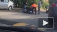 Видео: в Гостилицах при непонятных обстоятельствах ...
