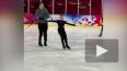 Пятерной тулуп юного фигуриста из России попал на видео