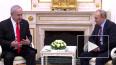 """Раскрыты детали беседы о """"сделке века"""" Путина и Нетаньяху ..."""