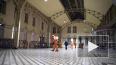 Видео: Витебский вокзал повторно продезинфицировали