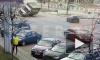 Момент ДТП у Торжковского рынка попал на видео
