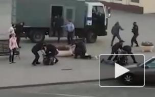 В Белоруссии возбудили 17 уголовных дел по фактам нападения на сотрудников милиции