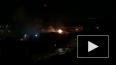 В Ростове-на-Дону сгорела двухуровневая парковка