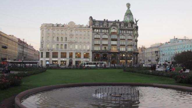 Петербургские фонтаны за зиму смогут отдохнуть от вандалов