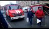 В Петербурге горит жилой дом на Чкаловском проспекте