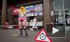 "Активистку Femen избили при закладке ""секс-бомбы"""