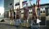 Феминистки вновь оголились в Киеве в знак протеста против Евро-2012