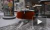 За выходные в Петербурге выпало 13 сантиметров снега