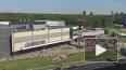 """Видео: эвакуация ТРЦ """"Капитолий"""" на Коломяжском проспект..."""