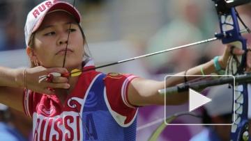 Российские лучницы взяли серебро Олимпиады
